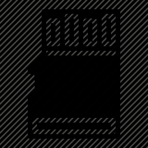 accessory, card, computer, memory, micro, sd icon