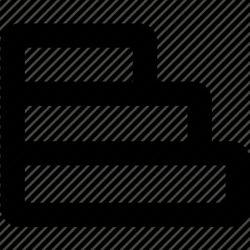 bargraph, business, chart, financial, math, mathematics, statistics icon
