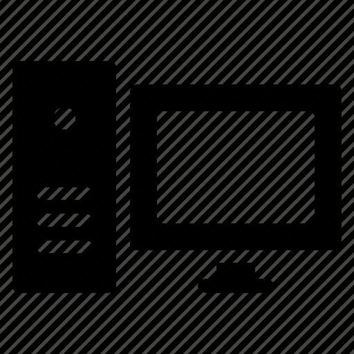 computer, electronic, pc, technology, web icon