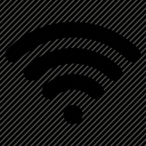 computer, electronic, technology, web, wifi icon