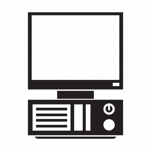 Computer, desktop, pc, screen icon - Download on Iconfinder