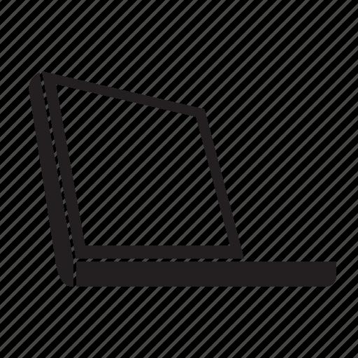 computer, electronic, laptop icon