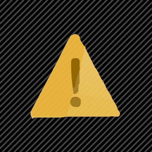 Alarm, warning icon
