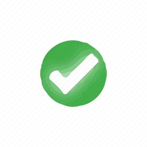 Check, success, tick icon - Download on Iconfinder