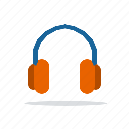headphone, music, player, sound icon