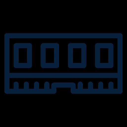 computer, electronic, ram, technology, web icon