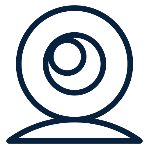 computer, electronic, technology, web, webcam icon