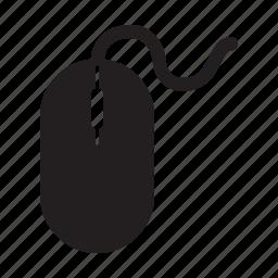 cursor, hardware, mouse, technology icon