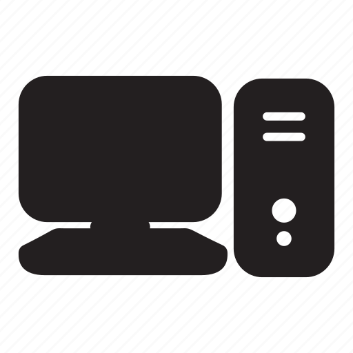 computer, connect, hardware, internet, pc, screen, technology icon