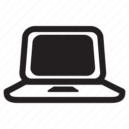 computer, hardware, laptop, mobile, technology icon