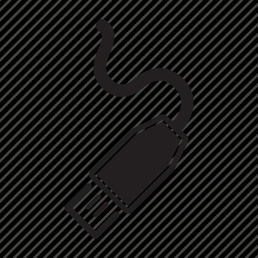 hardware, plug, technology, usb icon