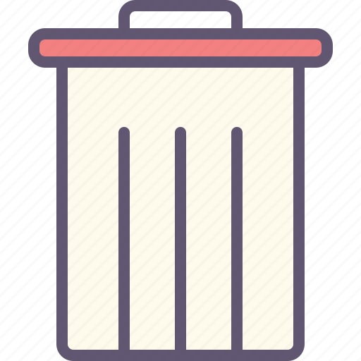 computer, connection, internet, network, trash, website icon