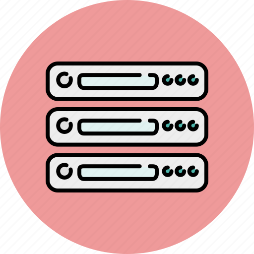 computer, device, server, technology icon