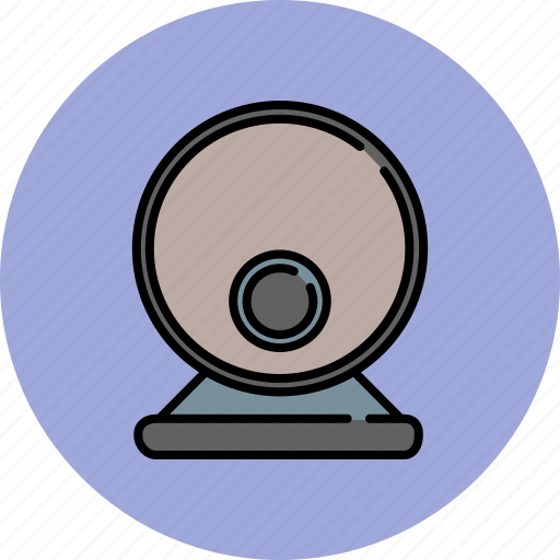 chat, computer, device, technology, video, webcam icon