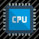 processor, cpu, computer, chip