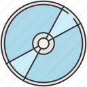 burn, cd, dvd, save, share icon