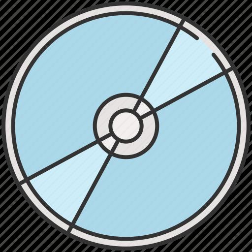 burn, cd, dvd, save, share icon