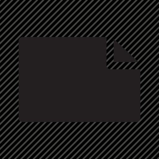 create, document, empty, files icon