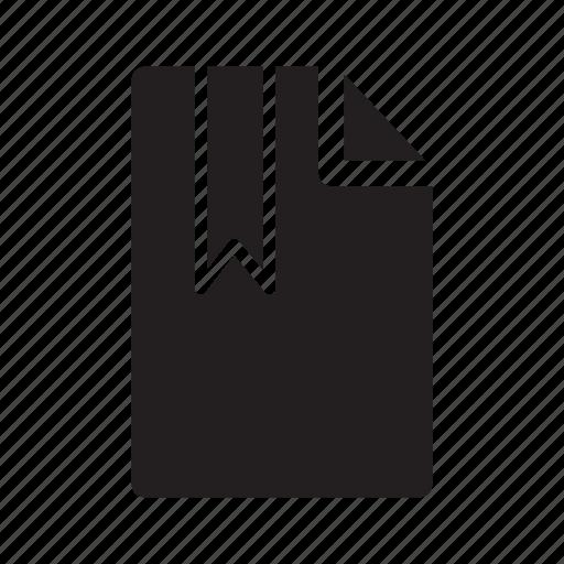 bookmark, files, label, ribbon, tag icon