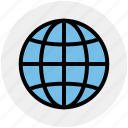 earth, globe, planet earth, world, world planet icon