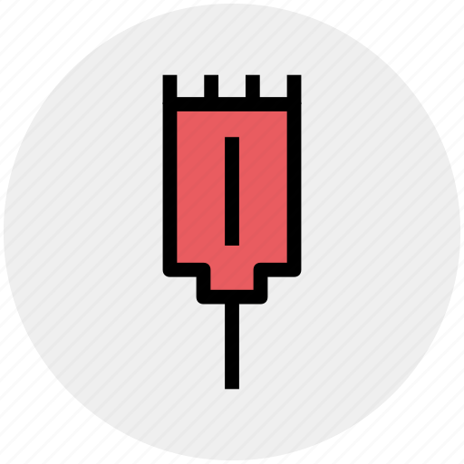 Lead, line card leed, modem cable, modem connector icon - Download on Iconfinder