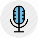 mic, microphone, recorder mic, speaker mic