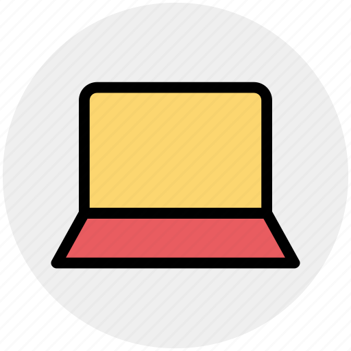 Laptop, laptop screen, mac, macbook, notebook, online earning icon - Download on Iconfinder