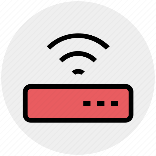 Bluetooth device, internet, net signals, network, router, wireless icon - Download on Iconfinder