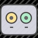 plug, ports, socket icon