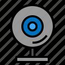 camera, iconcamera, webcam, webcamera icon