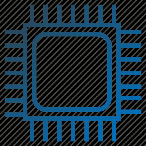 chip, chipcpu, cpu, processor, processorcpu icon