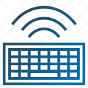 iconwifi, keyboard, keyboard wireless, keyboardkeyboard, wifi, wireless, wirelesswireless icon