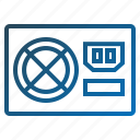 computer, iconpower, power, power supply, supply, supplypowerpower icon