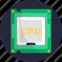 cpu, hardware, computer, chip
