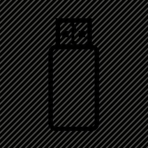 data, device, disk, flash drive, stick, storage, usb icon
