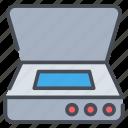 scanner, technology, scanning, biometric, machine, internet, device