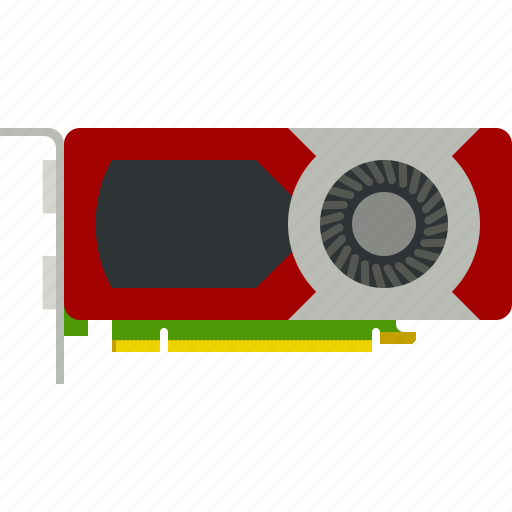 card, gpu, graphics, video icon