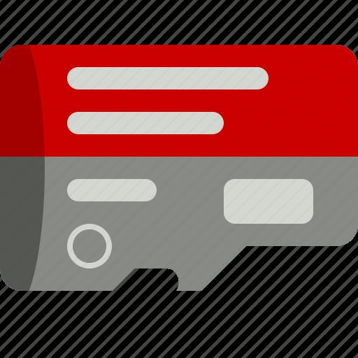 card, data, memory, micro, save, sdhc, storage icon