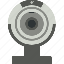 cam, camera, video, webcam icon