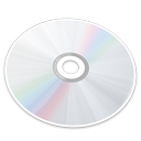 dvd, optical, disc, cd icon