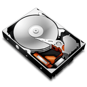 disc drive, harddrive, internal icon