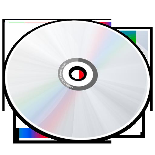 cd, disc, dvd, optical icon
