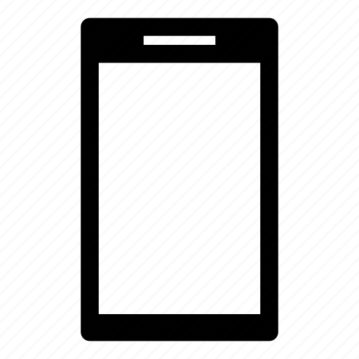 device, internet, mobile, phone, screen, smartphone, technology icon