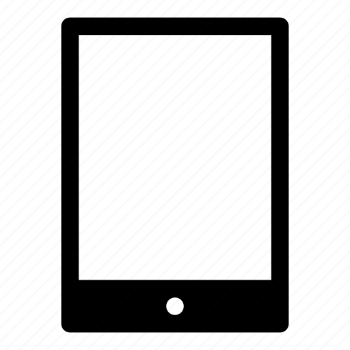 device, display, mobile, phone, portrait, screen, tablet icon