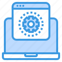 communication, computer, data, internet, network, process, server icon