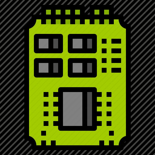 data, drive, hard, hhd, storage icon