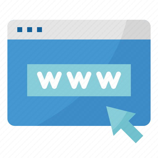 browser, computer, internet, search, www icon