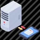 data exchanging, data sync, data synchronization, data transfer, data transmission icon