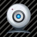 camera, cam, device, digital, video icon
