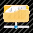 data, storage, document, files, folder, paper